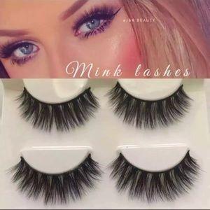 Mink Lashes 3 pairs